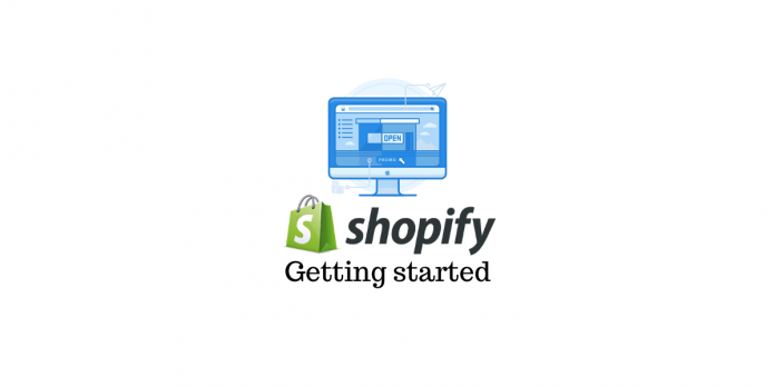 Getting started with Shopify