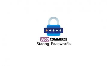 Strong WooCommerce Passwords