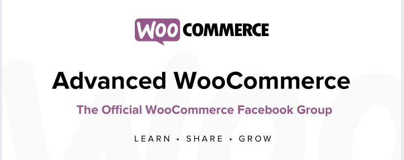 Advanced WooCommerce Group || Facebook WordPress WooCommerce Group