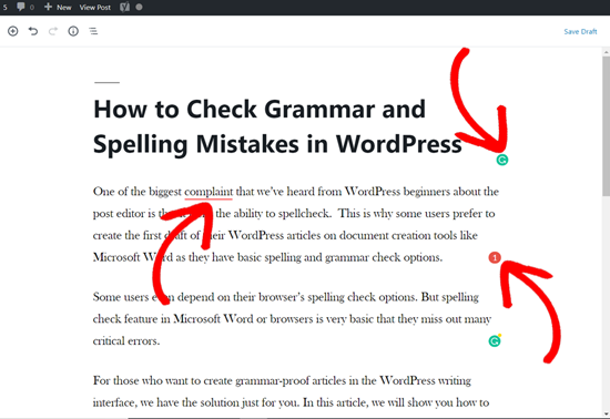 WordPress Blog Content Mistakes