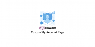 Custom My Account Dashboard Plugins for WooCommerce