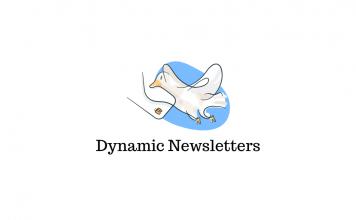 Dynamic newsletters