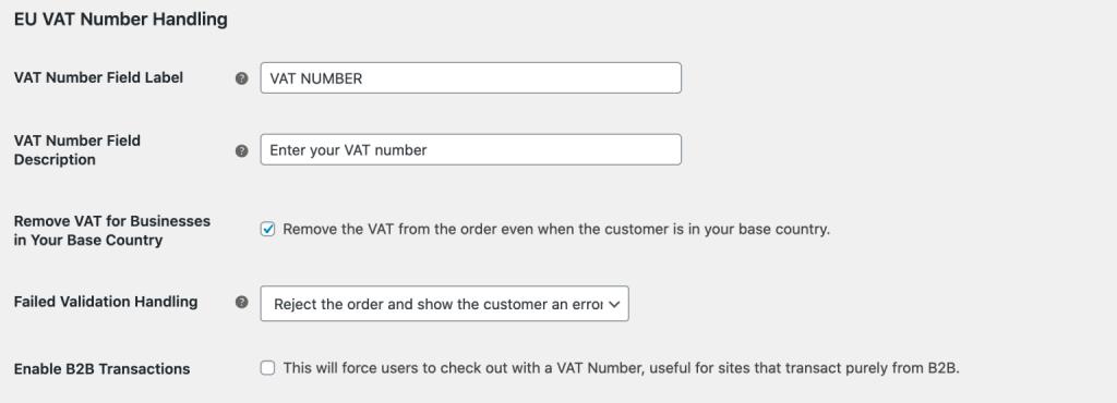 WooCommerce Tax Exempt Plugins