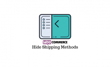 Hide shipping method plugin for WooCommerce