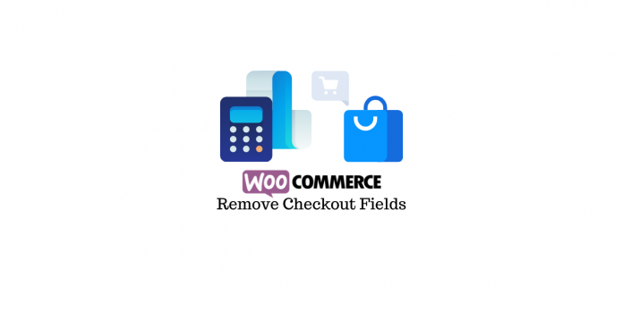 Remove Checkout Fields