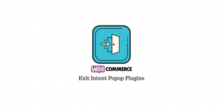 WooCommerce Exit Intent Popup Plugins