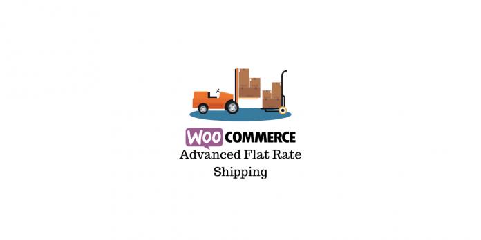 WooCommerce Flat Rate Shipping Method Plugins