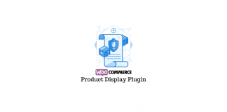 WooCommerce Product Display Plugin