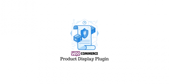 WooCommerce Product Display Plugin