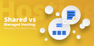 Shared vs Managed Hosting