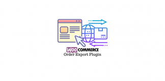 Order export Import Plugin WooCommerce