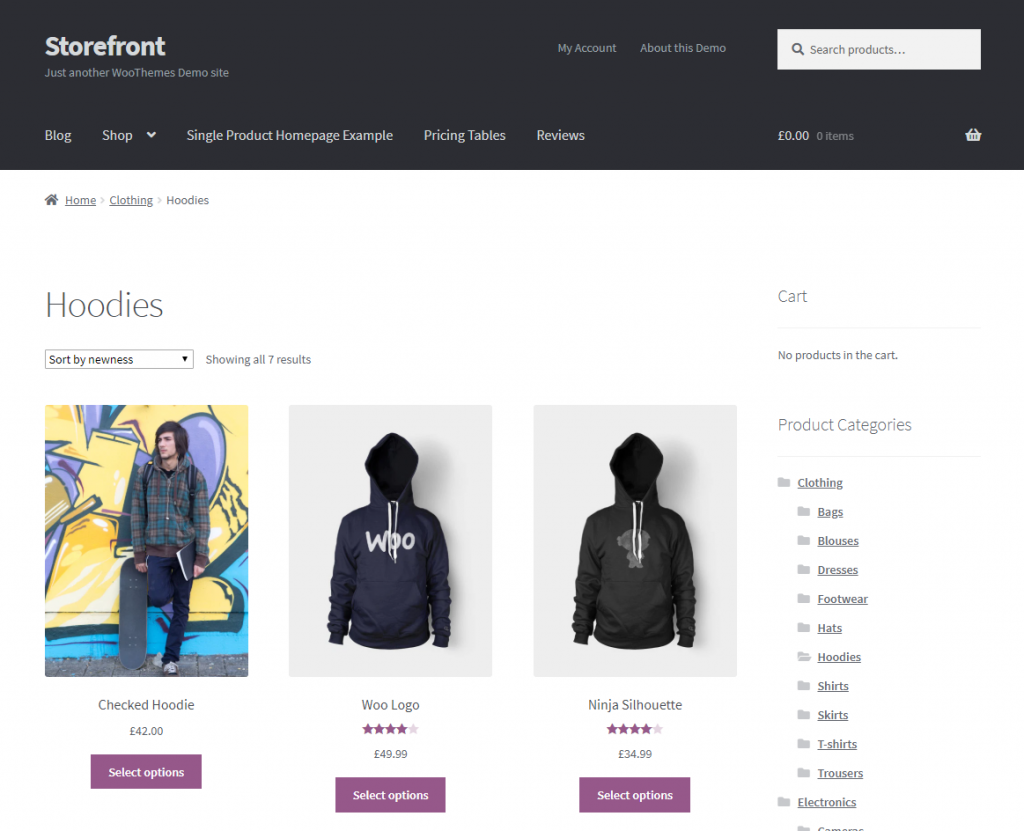 WooCommerce multi vendor themes