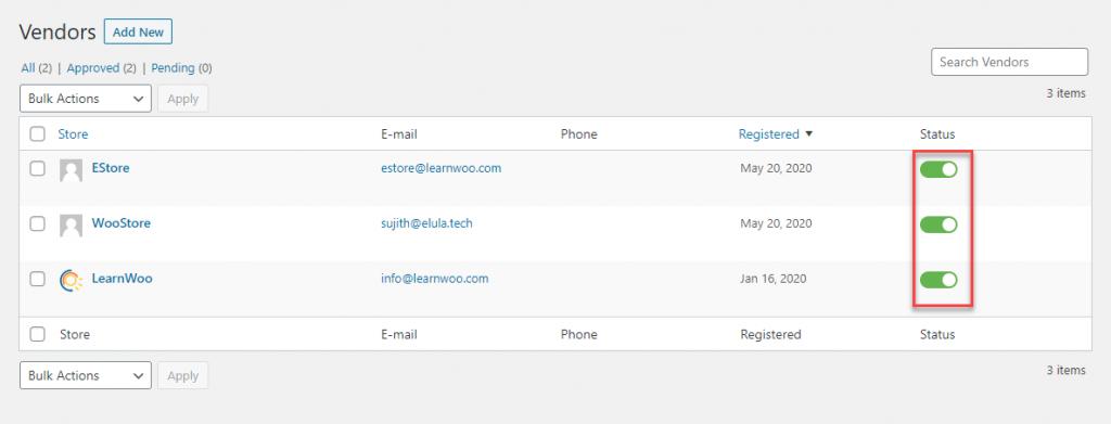 WooCommerce multi vendor shipping plugins