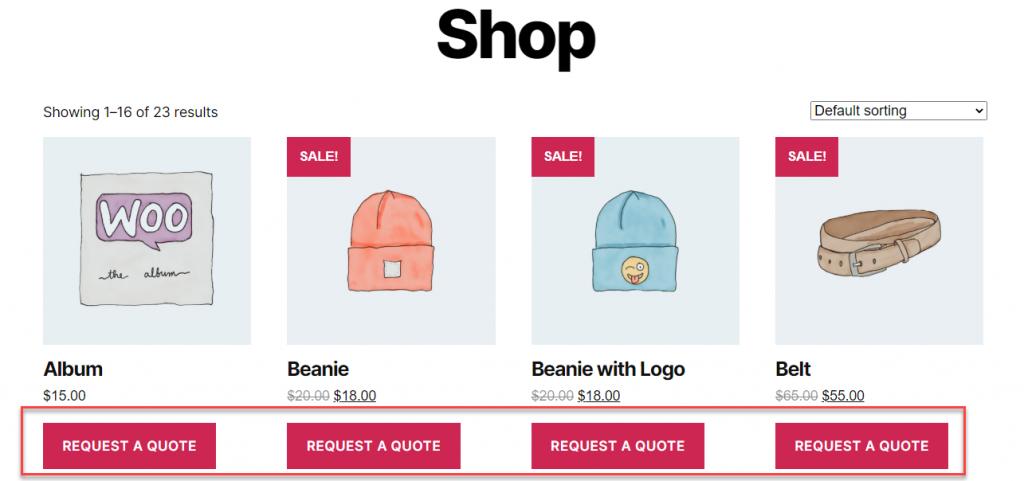 Enable WooCommerce catalog mode