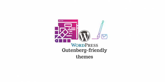 Free Gutenberg friendly WordPress themes