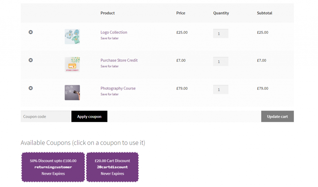 WooCommerce Coupon Plugins
