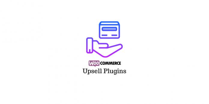 WooCommerce Upsell Plugins