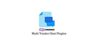 WooCommerce multi vendor chat plugins
