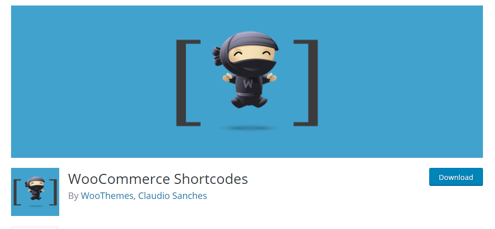 WooCommerce Shortcodes Plugins