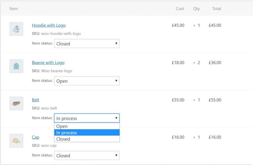 WooCommerce Custom Order Status Manager Plugins