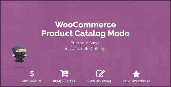 WooCommerce Catalog Mode Plugins
