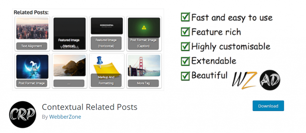 Free WordPress Related Posts Plugins