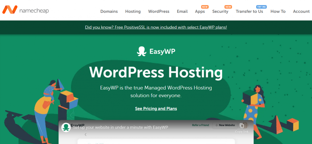 Cheap and Best WordPress Hosting Service Providers