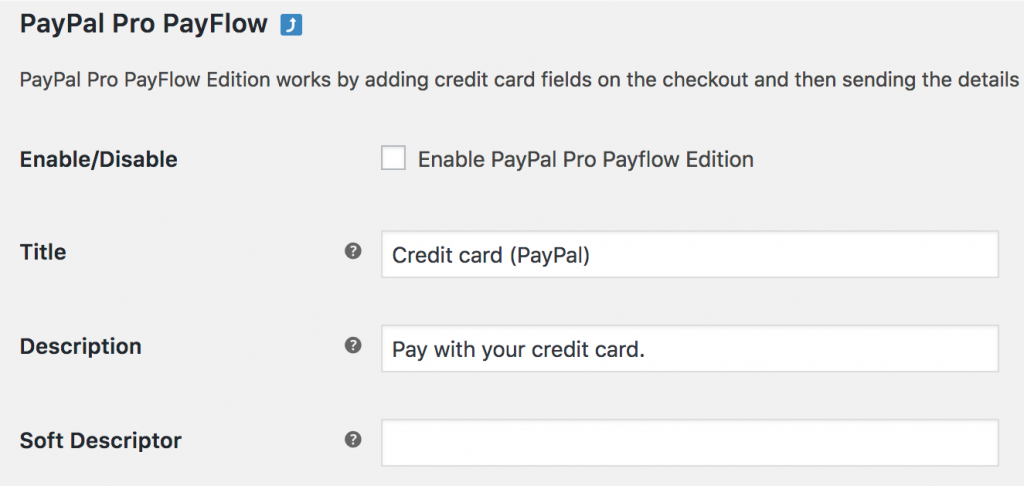 WooCommerce Credit Card Payment Gateway Plugins