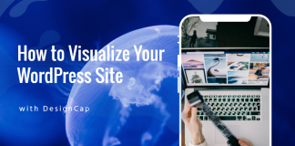 Visualize Your WordPress Site