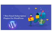 Best email subscription plugins for WordPress