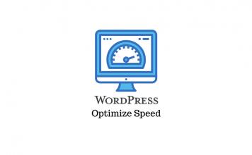 Optimize Speed