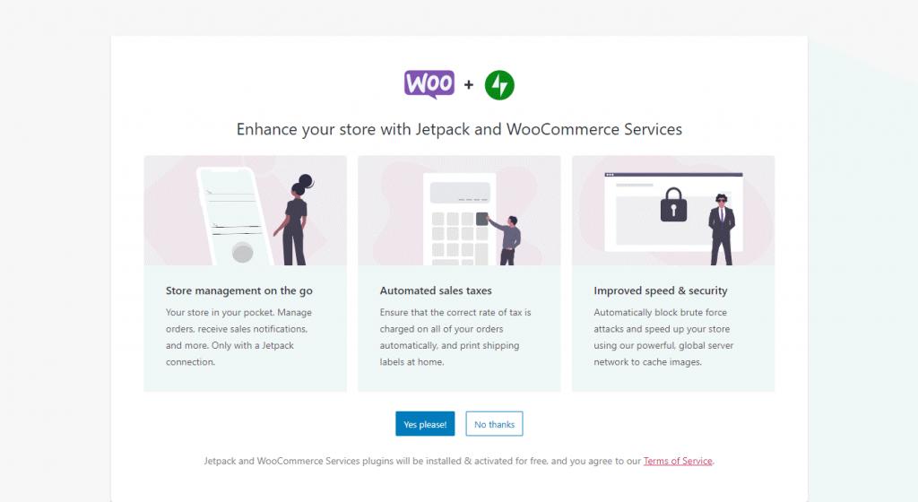 Download WooCommerce.