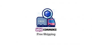 WooCommerce Free shipping