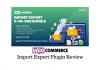 WooCommerce Import Export Suite