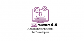 WooCommerce update