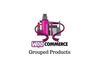 WooCommercee grouped product