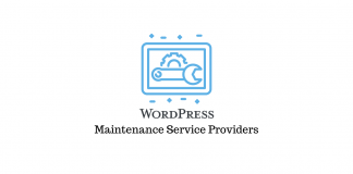 WordPress Maintenance Service Providers