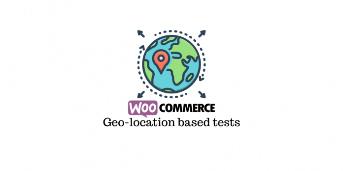 GeoLocation-based Tests