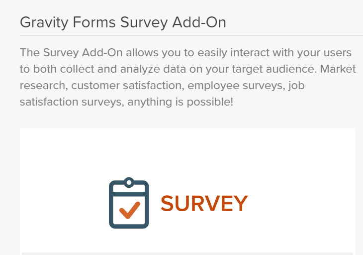 WordPress survey plugins