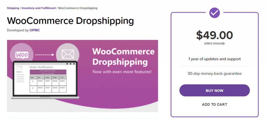 Affiliate and Dropshipping