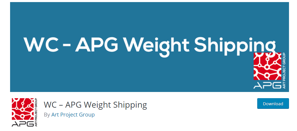 WooCommerce weight based shipping plugins