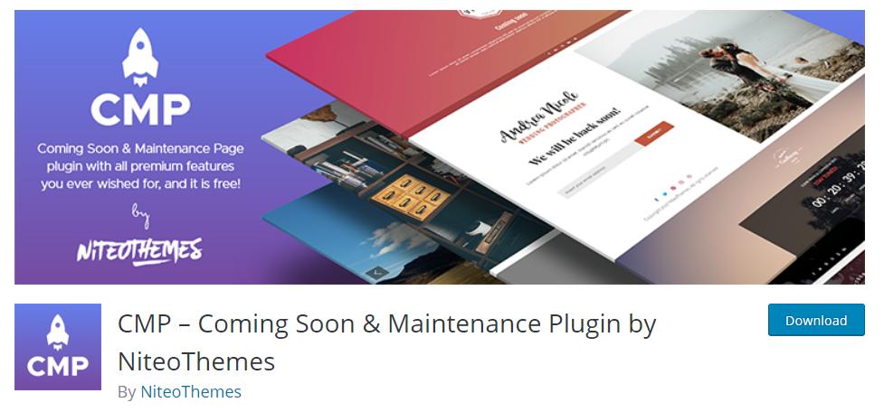WordPress Maintenance Mode Plugins