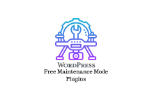 Free WordPress maintenance mode plugins