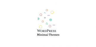 Minimal WordPress themes