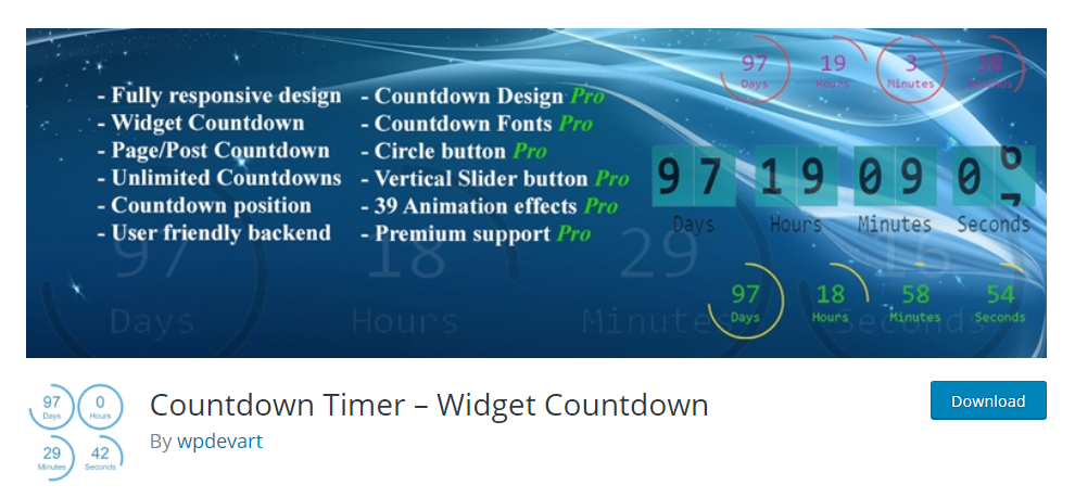 WooCommerce Sales Countdown Timer Plugins