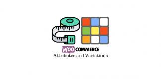 WooCommerce attributes