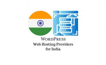 WordPress hosting providers for India
