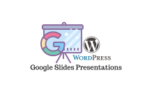 google slides presentations in WordPress