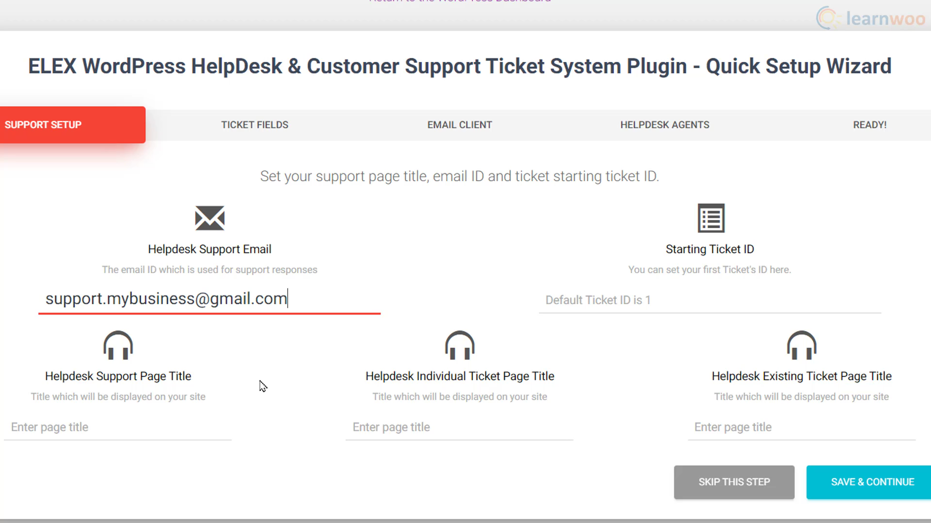 Manually set up Open Source Helpdesk & Customer Support Ticketing System