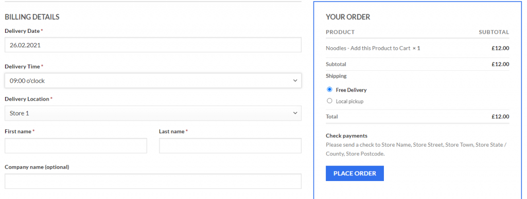 WooCommerce Estimated Delivery Date Plugins